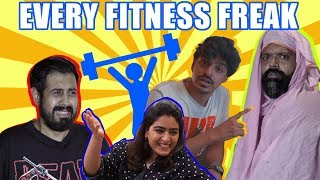 Every Fitness Freak | Comedy Skit | Bekaar Films