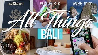 The ONLY Travel Guide You'll Need to Bali, Indonesia