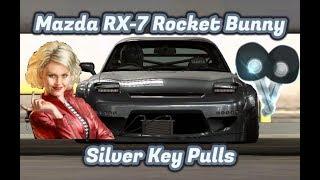 CSR Racing 2 | Mazda RX-7 Rocket Bunny | 2x Tune & Shift