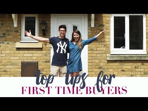 Top Tips For First Time Buyers  |  RobynCaitlin