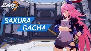 【Honkai Impact 3】Sakura Gacha! Trying to pull Goushinnso Memento! - Vidozee