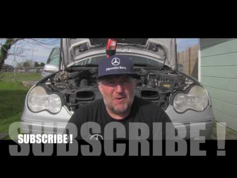 Mercedes 722.6 Automatic Transmission Fluid Flush Part 1