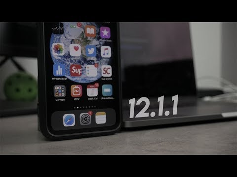 iOS 12.1.1 - Released