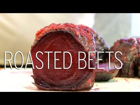 Roasted Beets Recipe - How to Roast Beets
