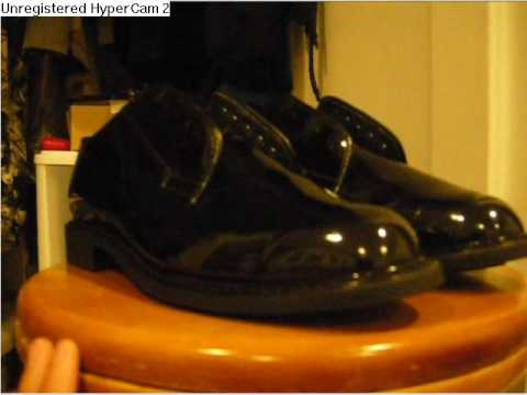 NOT Patent Leather Shoes