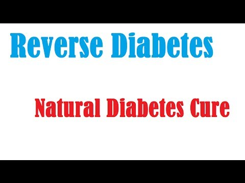 Reverse Diabetes - Natural Diabetes Cure!