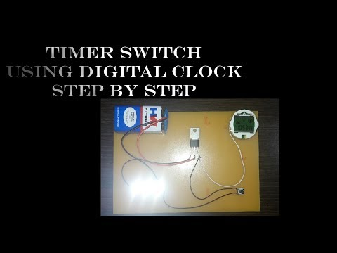 Timer switch