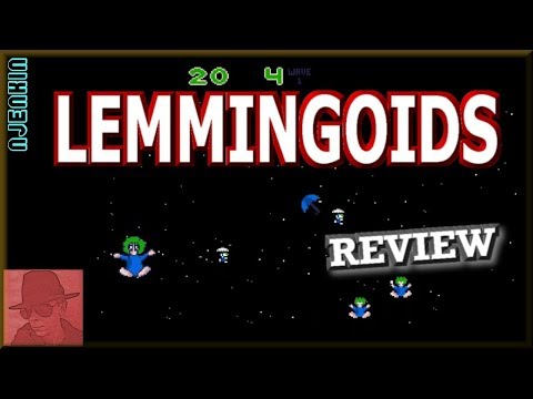 AMIGA : Lemmingoids - with Commentary !!