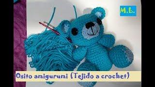 Amigurumi Crochet Doll Teddy Bear Osito Free Pattern - Amigurumi ... | 180x320