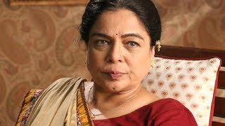 Reema Lagoo a familiar motherly face of film industry and TV serials dies of cardiac arrest at 59