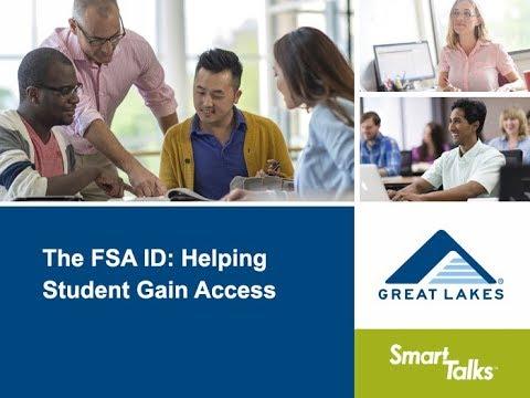 The FSA ID: Helping Student Gain Access