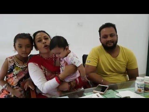 ITP (Idiopathic thrombocytopenic purpura) treatment in Ayurveda - Testimonial