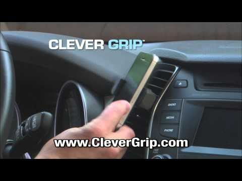 Clever Grip Phone Clip