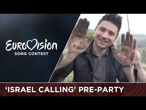 Eurovision Participants plant their own tree in Israel