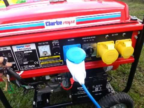 Bouncy Castle Hire London - Petrol Generator - Call 07586 290674, 07887 389954