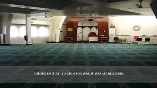 New! Mohammed Taha al junaid Greenlane Masjid