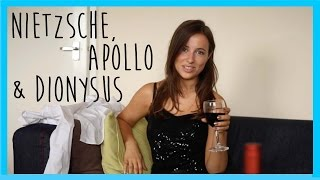 Student Philosopher: Nietzsche, Apollo & Dionysus