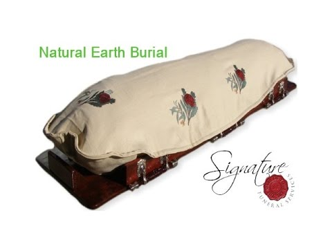The First Natural Earth Burial in Aldinga by Signature Funeral Services