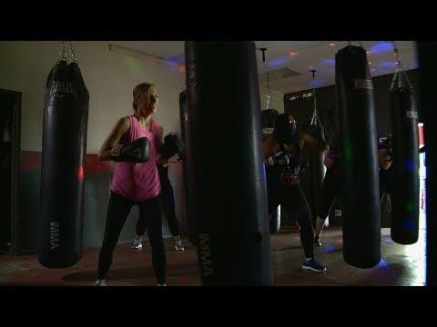 'Spicy boxing' heats up the Minnesota fitness scene