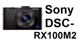 DSC-RX100M2 Cybershot Unboxing from Sony