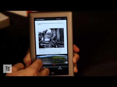 Barnes & Noble Improves Nook Tablet