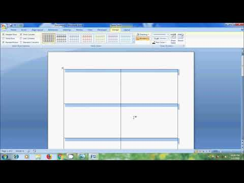 how to create and print mailing labels for an address list in excel