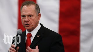 Audio, texts show how two men worked to discredit one of Roy Moore's accusers