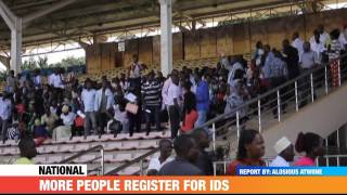 #PMLive: MORE PEOPLE REGISTER FOR IDS- Over 91% Citizens already Registered