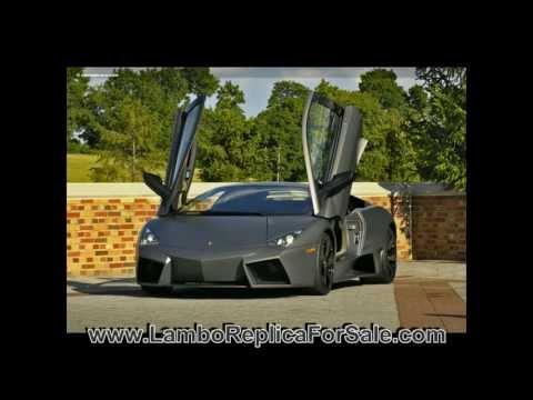 Lamborghini Reventon Replica. First, Diablo Kit Car; then Murcielago LP640..Next Aventador LP700?