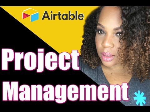 Airtable Tutorial   Free Project Management Tool