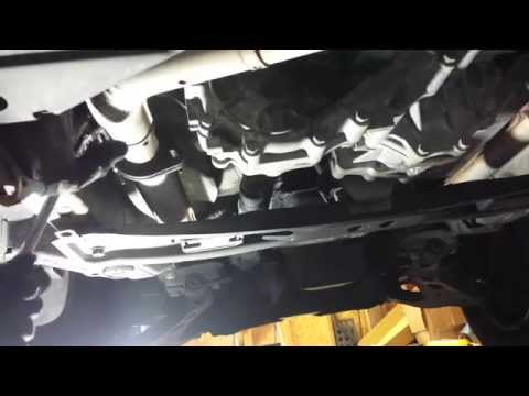 1996-2000 Nissan Pathfinder: Catback exhaust replacement