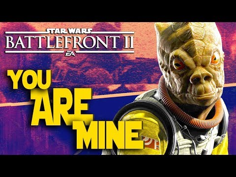 Heavy Hunting - Star Wars Battlefront II Live Stream