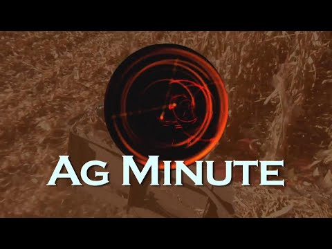 Ag Minute #897 Work Begins After Planting (Air Date 4-29-18)