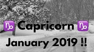 Capricorn tarot reading January 2019 Videos - 9tube tv