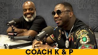 Coach K And P Talk 'Control the Streets, Volume 2', Growing The Label + More