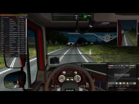 TruckersMP Report: xtorn