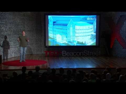 Hacking college admissions: John Katzman at TEDxBeaconStreet