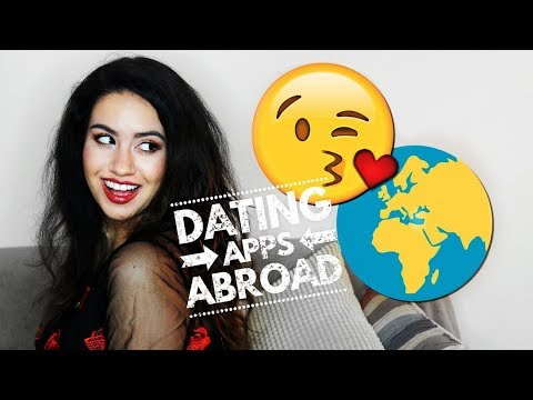 Using Dating Apps Abroad | Online Dating ✈🌍