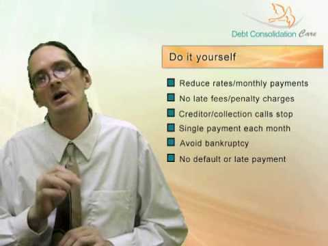 Debt Management Plan - Your way out of debt