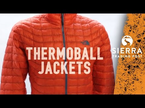 Thermoball Jackets