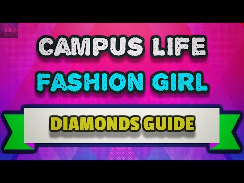 Campus Life Fashion Girl - Tips and Tricks to get Free Diamonds - Using Reward Apps !