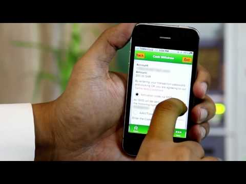AlAhliMobile - Cash Withdrawal without an ATM Card