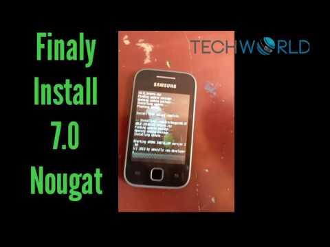 #How to Install Custom Rom on Samsung Galaxy Y