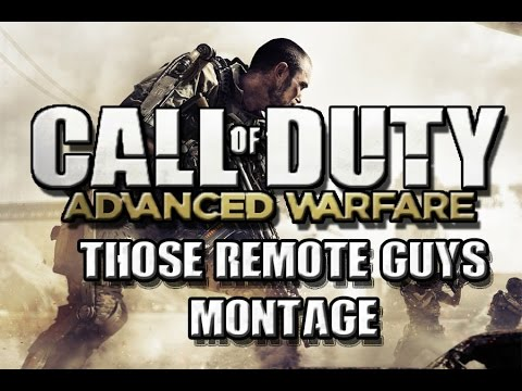 Call of Duty AW Montage See to Believe 3