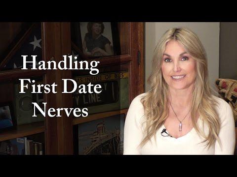 Handling First Date Nerves