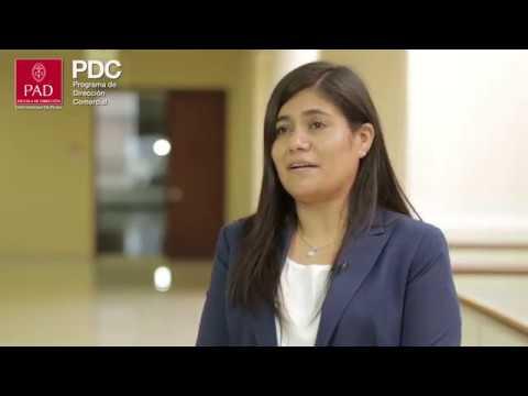 Programa de Dirección Comercial del PAD - Testimonio PG
