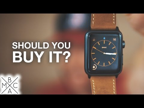 APPLE WATCH SERIES 1 & 2: Watch THIS Before You BUY! ⌚️
