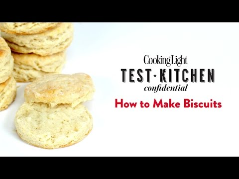 How to Make Flaky Buttermilk Biscuits | Cooking Light