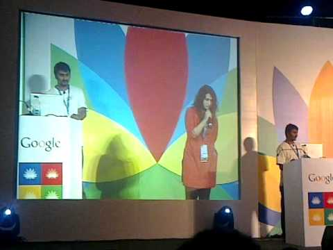Google GDay at Bangalore Business Day - Product forum details