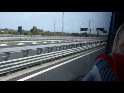 Arriving in Fiumicino Bus to Rome